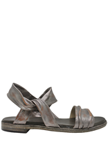 Now Now Metal Ankle Strap Flat Sandal Layla