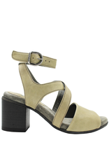 Fiorentini+Baker Fiorentini+Baker Khaki Ankle Strap Sandal Tulsa