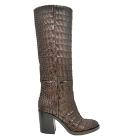 Strategia Strategia Whiskey Pull-On Knee Boot 4835