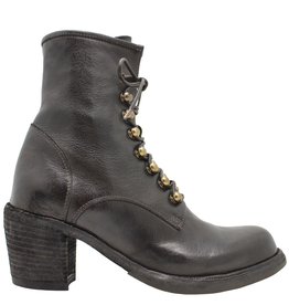 Officine Creative OfficineCreative Urban Chic Lace-Up Ankle Boot W/Zipper Agnes