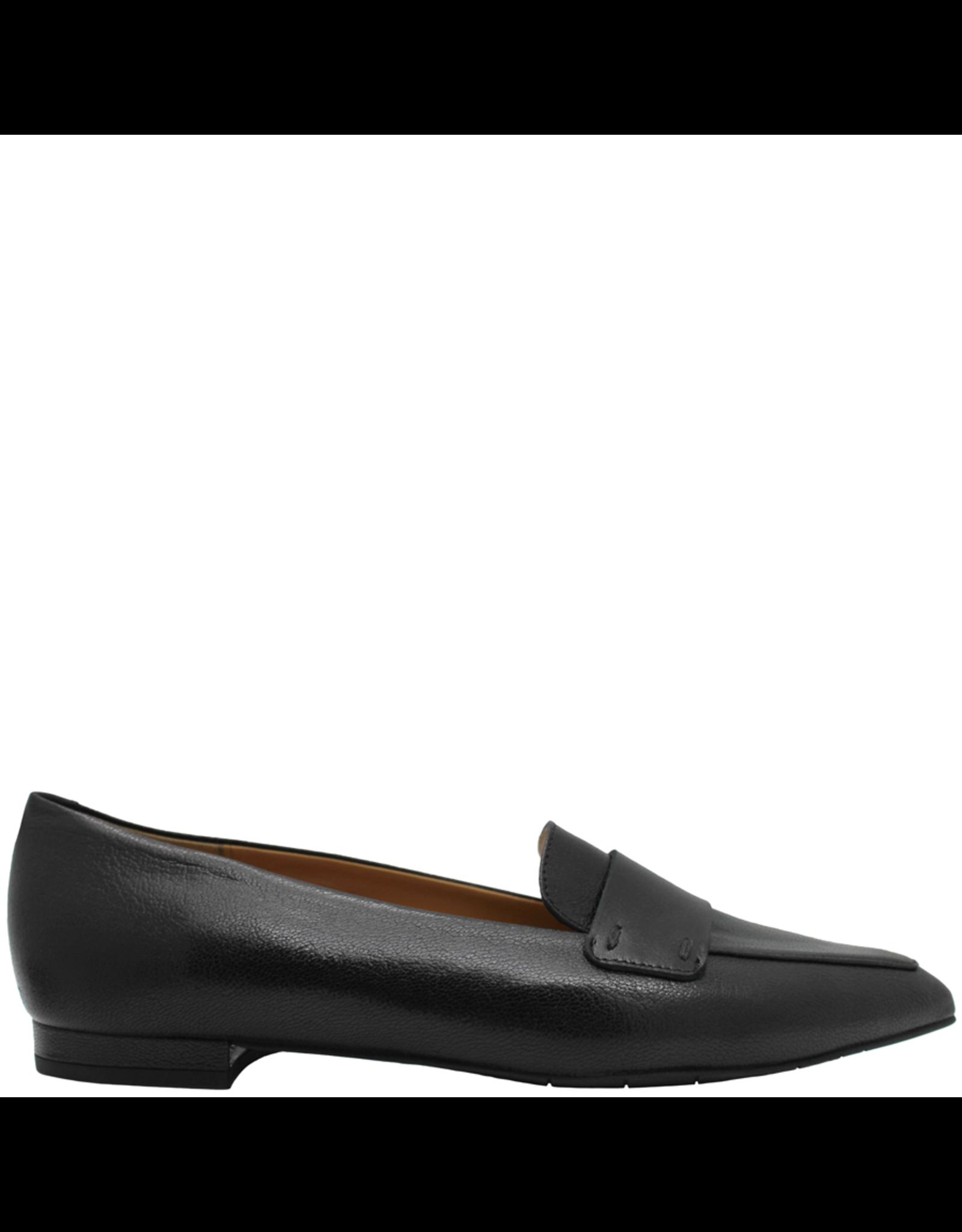 ModadiFausto ModadiFausto Black Point Toe loafer 6344