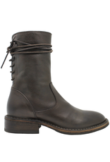 Fiorentini+Baker Fiorentini+Baker Brown Mid-Calf Corset Boot W/Side Zipper Adina