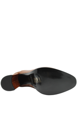 Strategia Strategia Brown Croco Over The Knee Boot 4600