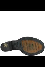 Officine Creative OfficineCreative Black Nappa Back Zipper Boot Ariane