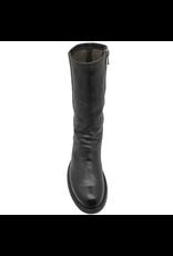 Officine Creative OfficineCreative Ebano Brown Flat Mid-Calf Boot Legrand