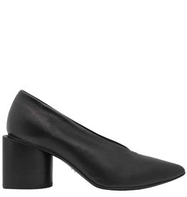 Halmanera Halmanera- Black Point Toe Pump-2034