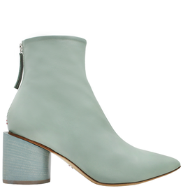 Halmanera Halmanera-Sage Ankle Boot With Back Zipper-2035