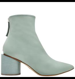 Halmanera Halmanera-Sage Ankle Boot With Back Zipper-2035
