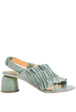 Halmanera Halmanera- Sage Ruffled Sandal-2033