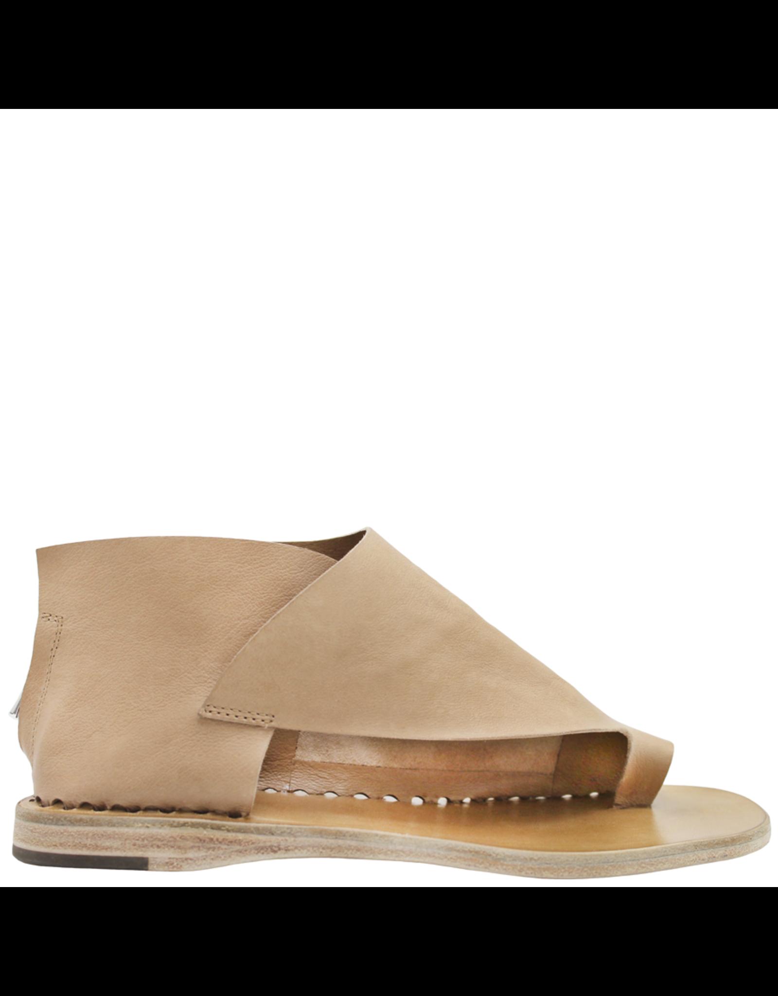Officine Creative Officine Creative-  Itaca Taupe Toe Wrap Sandal
