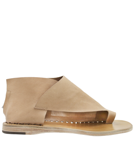 Officine Creative Officine Creative-  Itaca Taupe Toe Wrap Sandal
