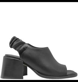 VicMatie VicMatie- Black Open Toe Sling Back Sandal 5776