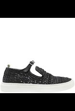 Officine Creative Officine Creative- Black Buckle Sneaker Leggera