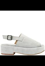 Moma Moma- Pearl Suede Sling Platform Sandal 2113