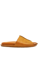 Moma Moma- Yellow Mule With Ergonomic Footbed 2141
