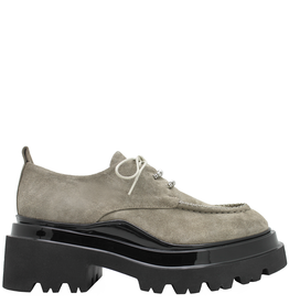 Now Now Sand Suede Oxford 7121
