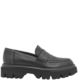 Now Now Black Light Weight Loafer 7237