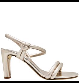 Del Carlo DelCarlo Gold Strap Sandal 1073