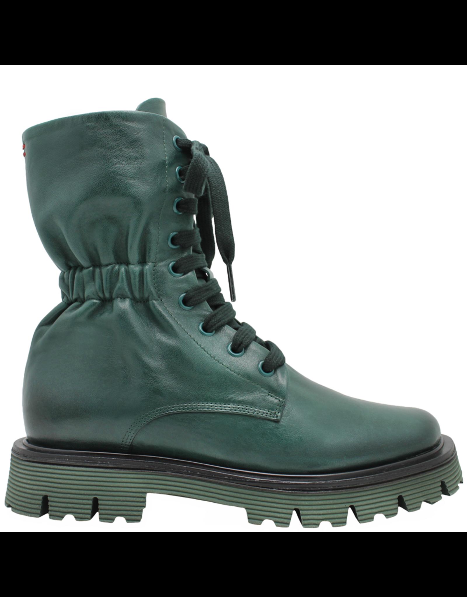 Halmanera Halmanera Green Lace Boot 2056
