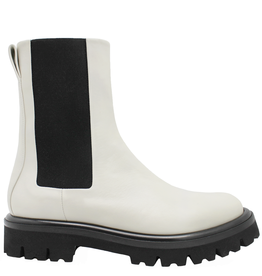 Halmanera Halmanera Off White Chelsea Boot 2050