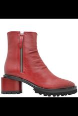 Halmanera Halmanera Red 2-Zipper Ruched 2052
