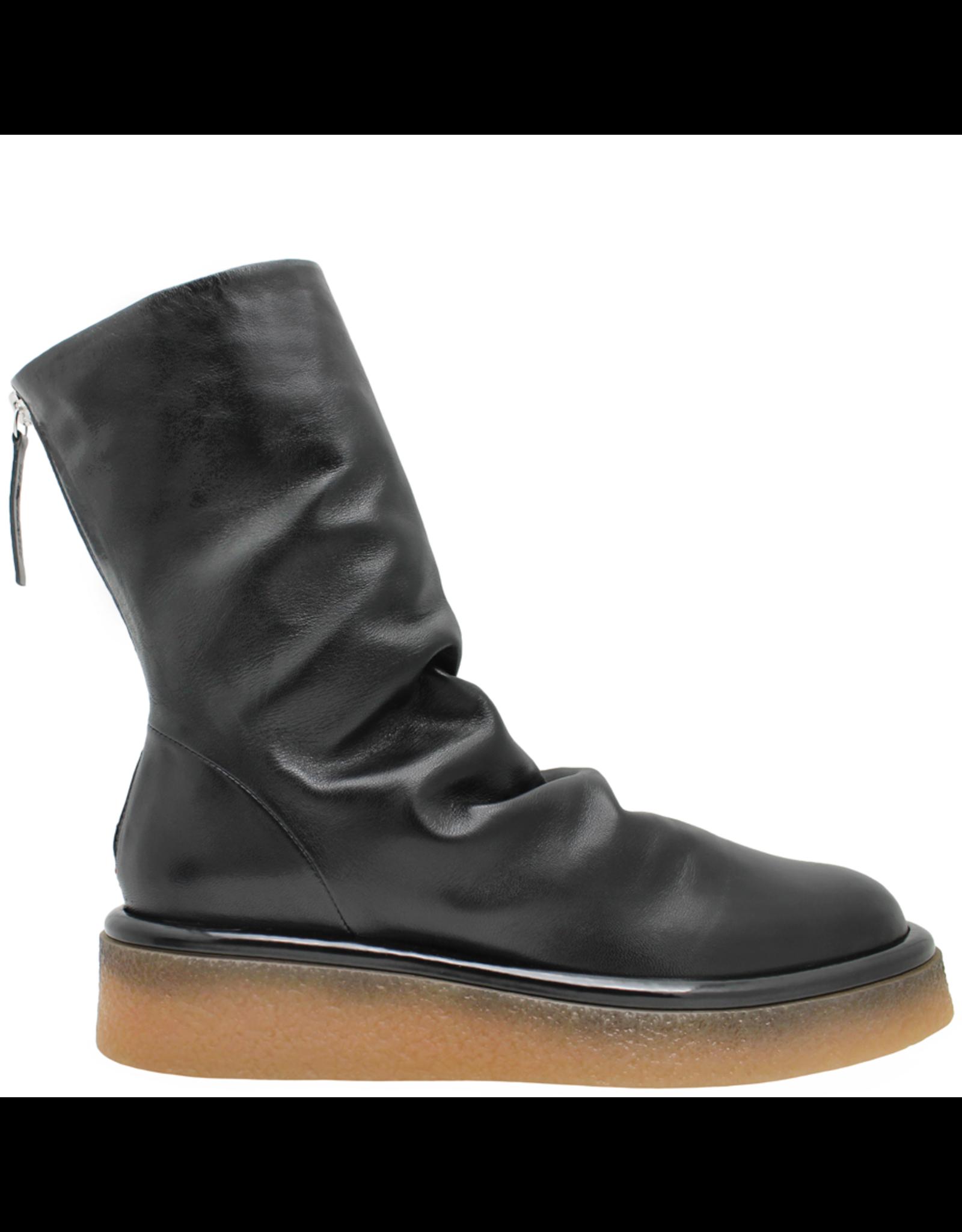 Halmanera Halmanera Black Crepe Sole Boot 2053