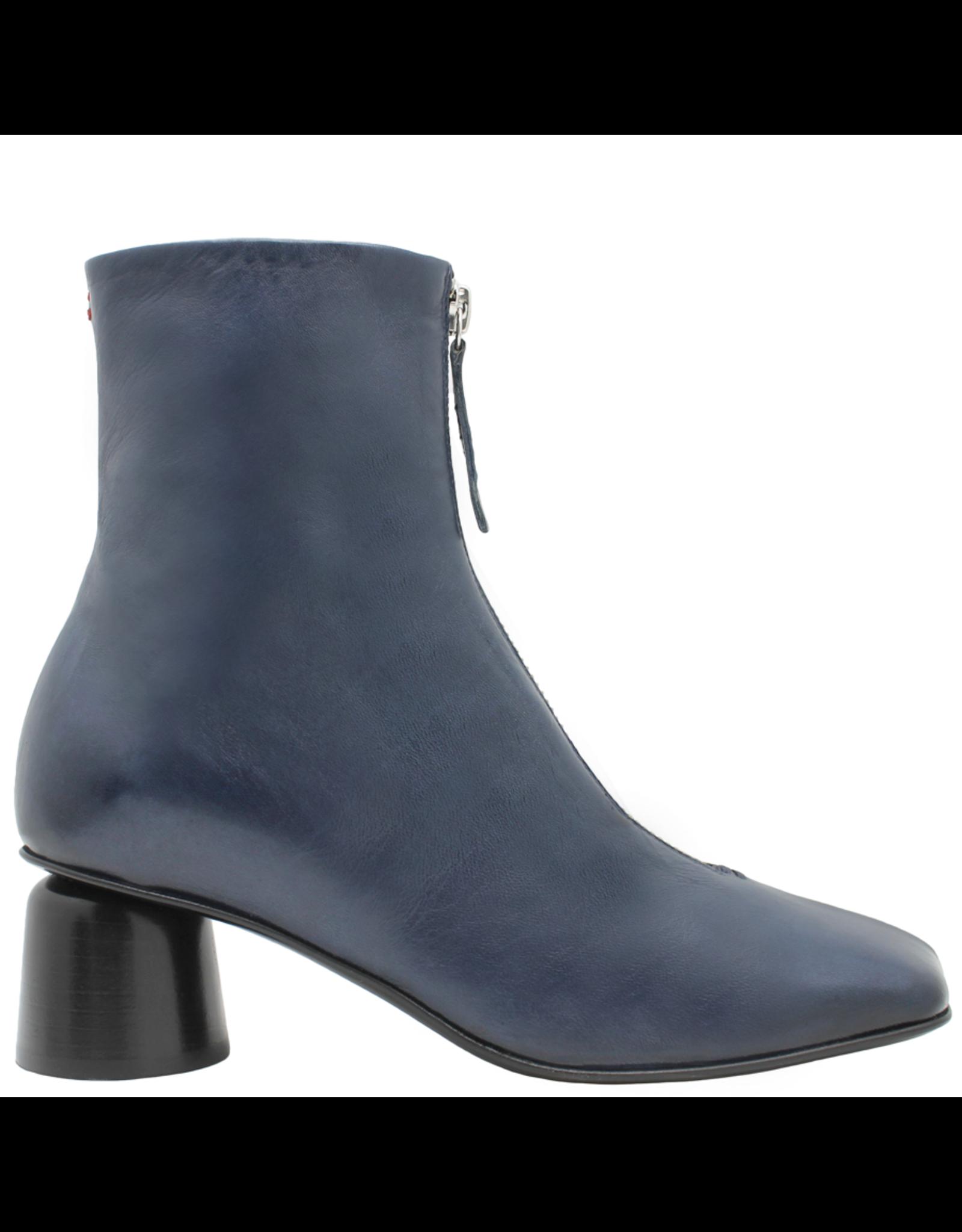 Halmanera Halmanera Blue Front Zip Boot 2042