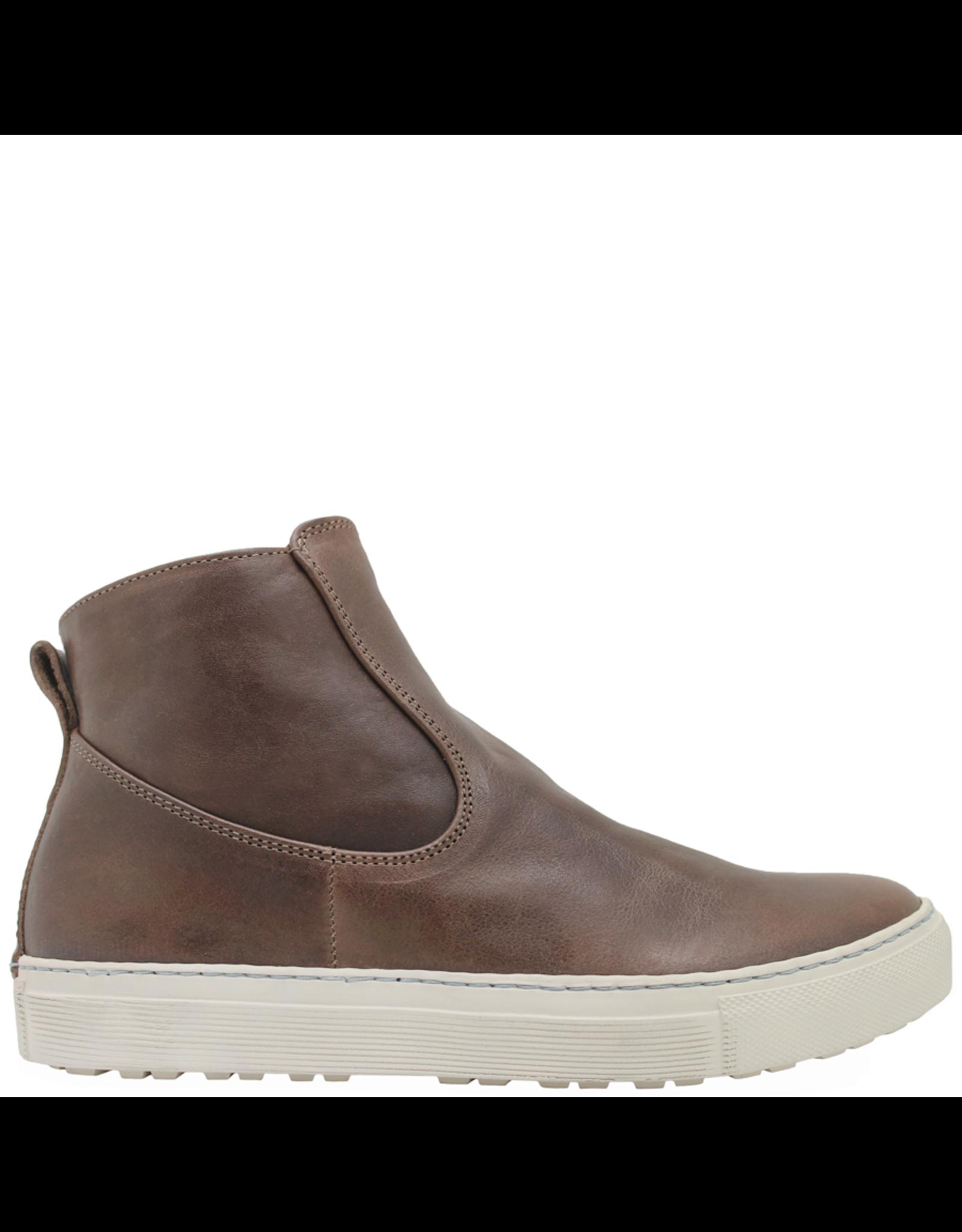 Fiorentini+Baker Fiorentini+Baker Brown Sneaker with Inside Zip Bak