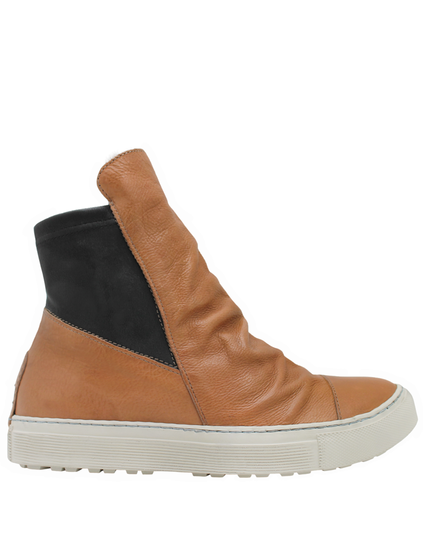 Fiorentini+Baker Fiorentini+Baker Santa-Fe Sneaker with Rabbit Fur Bret-Fur