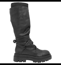 Ixos Ixos Black Knee Boot  1549