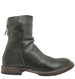 Moma Moma Forest Mid-Calf Back Zip Boot 2147