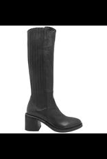 Now Now Black Knee Boot 7160