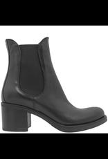 Now Now Black  Dress Chelsea Boot 7146