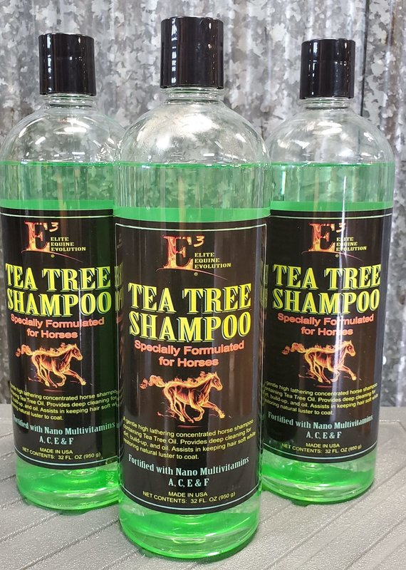 E3 E3 Tea Tree Shampoo 32 oz