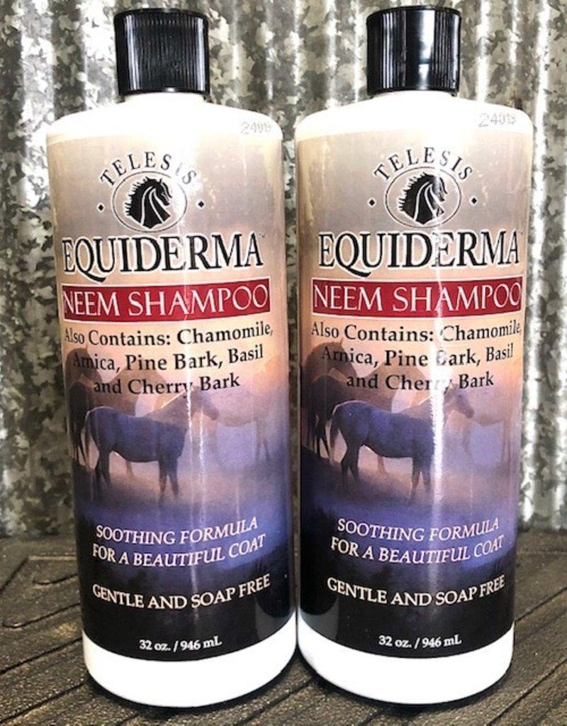 Equiderma Equiderma Neem Shampoo Equine 32 oz