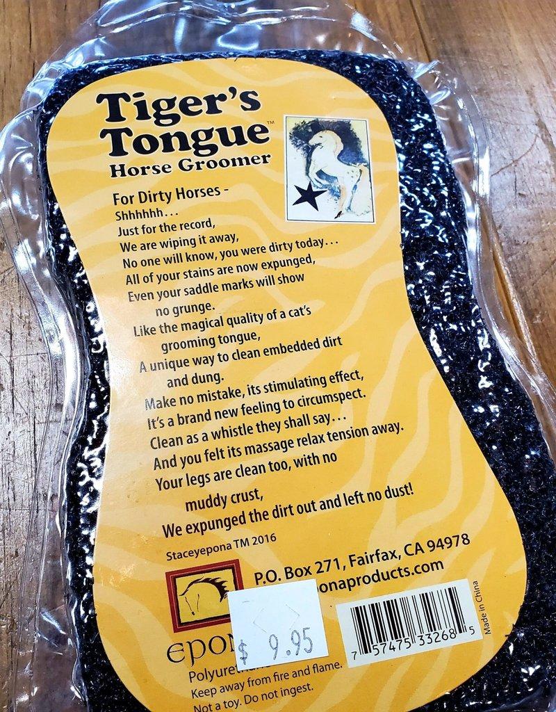 Epona Epona Tiger's Tongue Horse Groomer