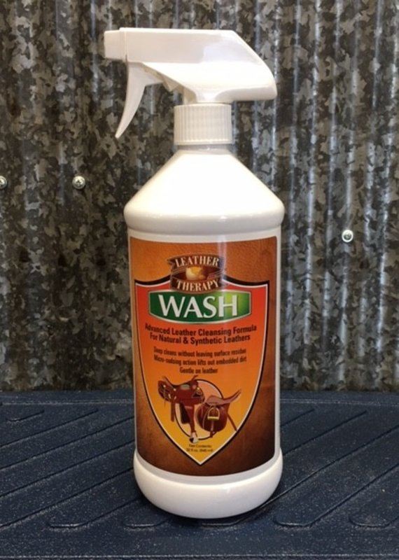 Absorbine Leather Therapy Wash 16 oz