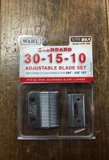 Wahl Wahl Standard Adjustable Blade Set 30-15-10