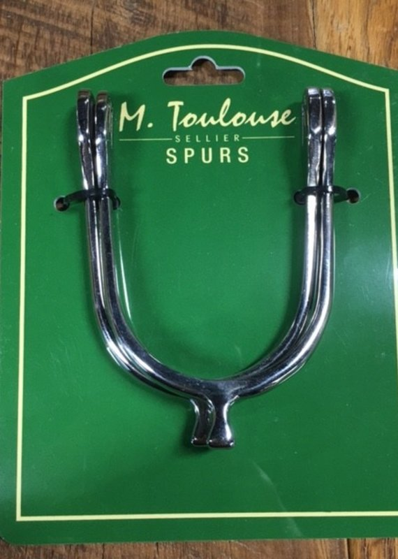 M. Toulouse M. Toulouse Child's Prince of Wales Spur