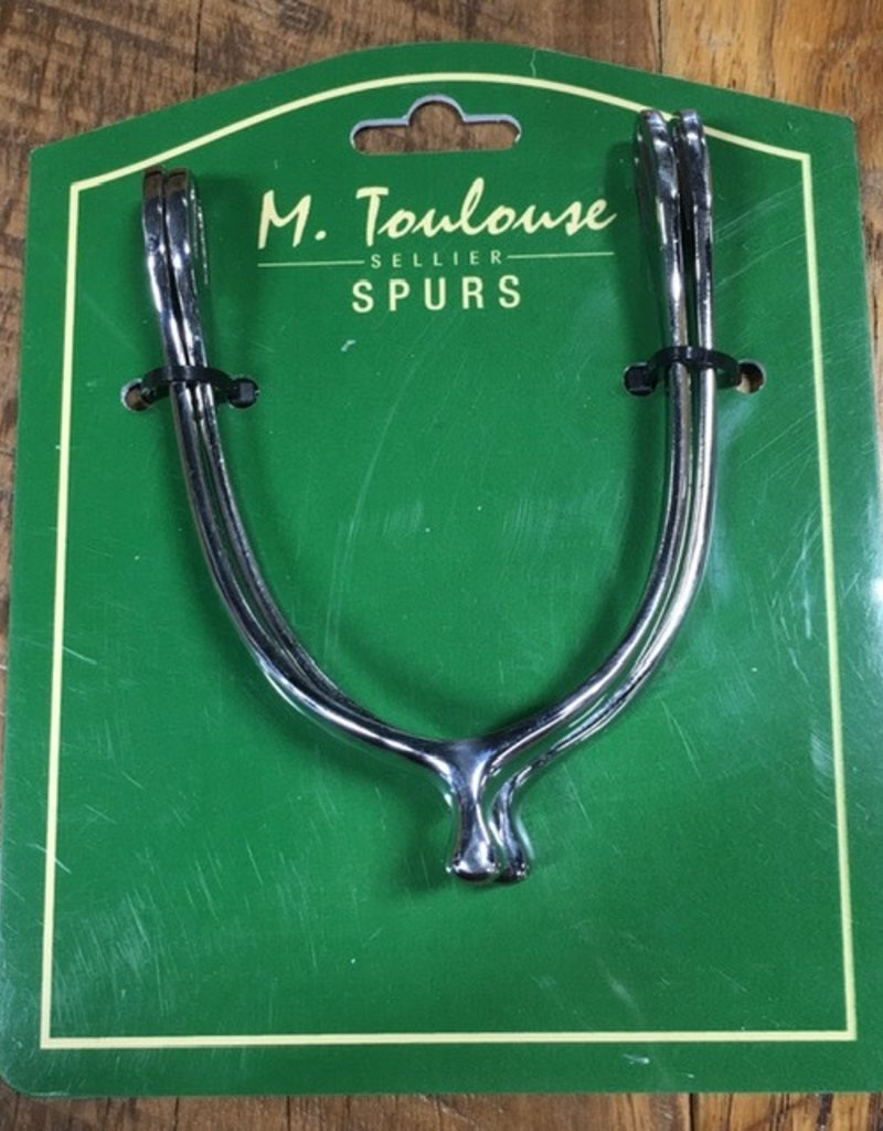 """M. Toulouse M. Toulouse Ladies Spur With 1/2"""" Neck"""