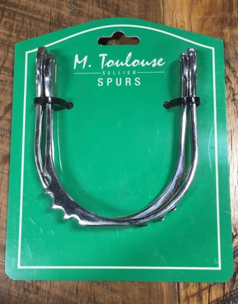 M. Toulouse M. Toulouse Three Tooth Spur