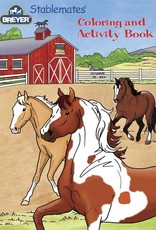 Breyer Breyer Stablemates Color and Activity Book