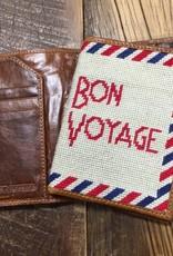 Smathers & Branson Smathers & Branson Bon Voyage Passport Case