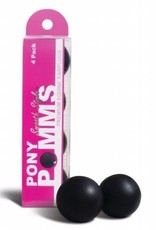 Pomms Premium Smooth Four Pack Pony Size
