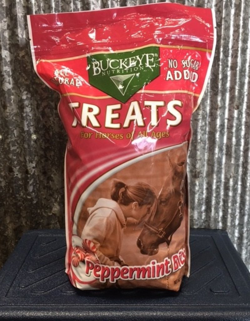 Buckeye Nutrition Buckeye Peppermint Bits No Sugar Added 4 lb