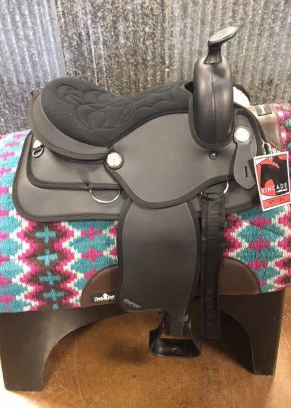 Kincade Kincade Redi Ride Kid's Synthetic Western Saddle