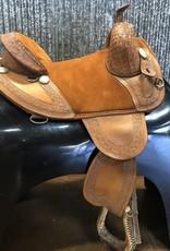"Consignment Saddle #321 Sports Trail Saddle 15"""