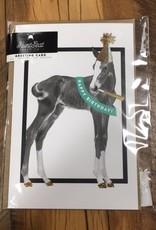 Hunt Seat Paper Co. Happy Birthday Pony Card
