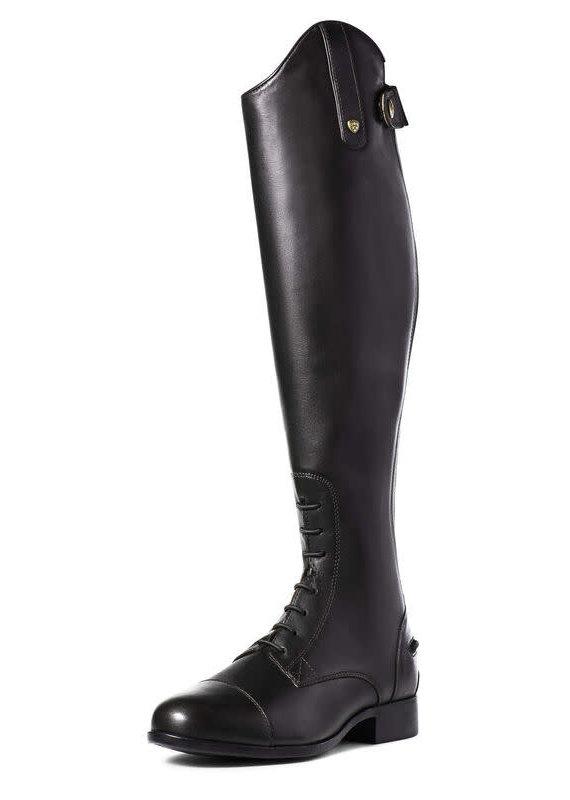 Ariat Ariat Women's Heritage Contour II Zip Field Boot Black