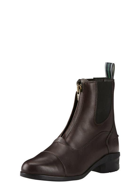 Ariat Ariat Women's Heritage Breeze Zip Brown Paddock Boots